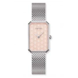 Engelsrufer ERWA-LIFL-MS-RS Damen-Armbanduhr Lebensblume rosé