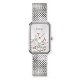 Engelsrufer ERWA-TREE01-MS-RS Ladies' Watch Tree of Life Three-Colour