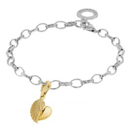 Engelsrufer 51931 Gift Set Bracelet with Winged Heart