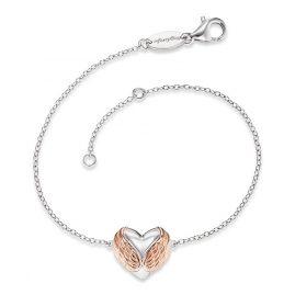 Engelsrufer ERB-WITHLOVE-01 Damen-Armband mit Herz-Anhänger