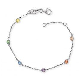 Engelsrufer ERB-LILMOON-ZIM Ladies´ Bracelet Moonlight Multi-Coloured