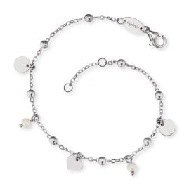 Engelsrufer ERB-LILJOY-PE Silver Women's Bracelet Little Joy