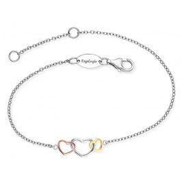 Engelsrufer ERB-WITHLOVE-03 Silver Ladies' Bracelet