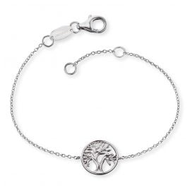 Engelsrufer ERB-LILTREE Silver Women's Bracelet Tree of Life