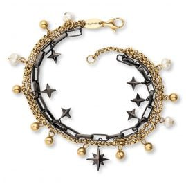 Engelsrufer ERBS-WINDROSE-BI Ladies' Bracelet Boho Compass Rose