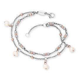 Engelsrufer ERBS-PEARL-BI Ladies' Bracelet Boho Pearls
