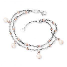 Engelsrufer ERBS-PEARL-BI Damen-Armband Boho Perlen