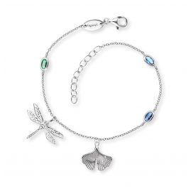 Engelsrufer ERB-JOYNATURE-ZIM Women's Bracelet Silver Joynature