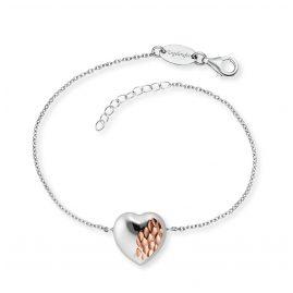 Engelsrufer ERB-WITHLOVE-04-BIR Damen-Armband Silber Herz