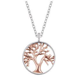 Engelsrufer ERN-LILTREE-BICOR Damen-Halskette Lebensbaum