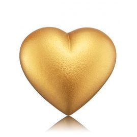 Engelsrufer ERS-09-HEART-L Klangherz gold