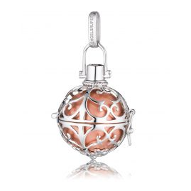 Engelsrufer ER-16 Pendant with Sound Ball Rose