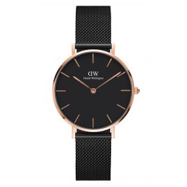 Daniel Wellington DW00100201 Damenuhr Classic Petite Ashfield 32 mm
