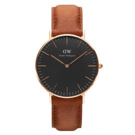 Daniel Wellington DW00100138 Damenuhr Durham Rose Gold 36 mm