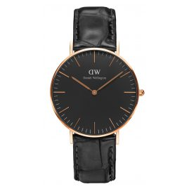 Daniel Wellington DW00100141 Damenuhr Reading Rose Gold 36 mm