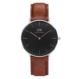 Daniel Wellington DW00100142 Ladies Watch St Mawes Silver 36 mm