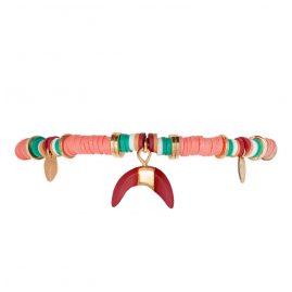 Hipanema E19MACYCO Damen-Armband Macy Coral