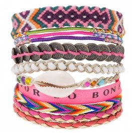 Hipanema E21MVERS08 Women's Bracelet Version 08