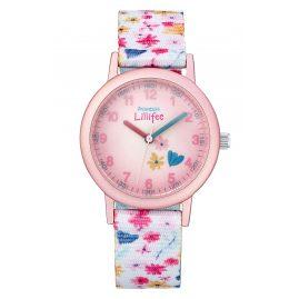 Prinzessin Lillifee 2031758 Kinder-Armbanduhr Blumen