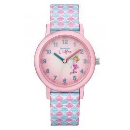 Prinzessin Lillifee 2031755 Kinder-Armbanduhr Meerjungfrau