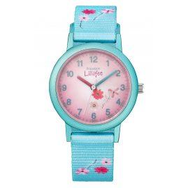 Prinzessin Lillifee 2031757 Mädchen-Uhr Blume