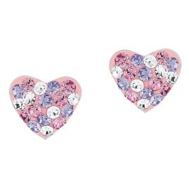Prinzessin Lillifee 2013168 Heart Stud Earrings for Girls