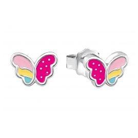 Prinzessin Lillifee 2020969 Girls' Earrings Butterfly