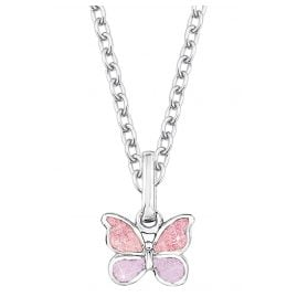 Prinzessin Lillifee 9065035 Necklace for Children Butterfly