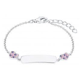 Prinzessin Lillifee 2027208 Silber-Armband für Kinder