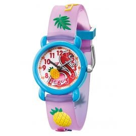 Herzengel HEWA-FLAMINGO Children's Watch Flamingo Multicolor