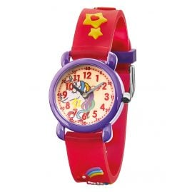 Herzengel HEWA-UNICORN Children's Watch Unicorn Multicolor