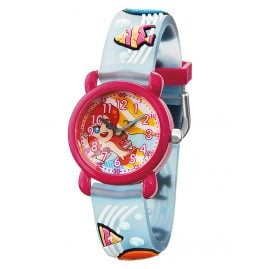 Herzengel HEWA-MERMAID Kinderuhr Meerjungfrau Multicolor