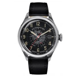 Sturmanskie 2432-6821355 Men's Watch Heritage Arctic Automatic 24h Black