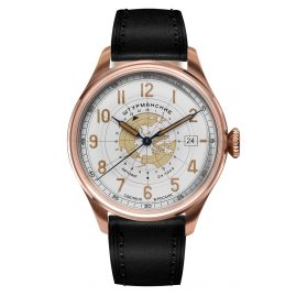Sturmanskie 2432-6829353 Men's Watch Heritage Arctic Automatic Rose Gold Tone