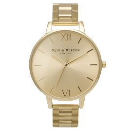 Olivia Burton OB13BL08BS Big Dial Ladies Watch