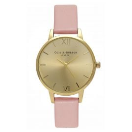 Olivia Burton OB15MD52 Midi Dial Dusty Pink & Gold Ladies Watch