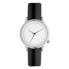 Komono KOMW2856 Ladies Watch Estelle Patent Black