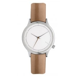 Komono KOMW2857 Ladies Watch Estelle Patent Taupe