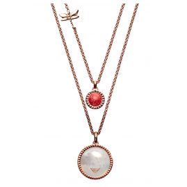Emporio Armani EGS2565221 Damen-Halskette Signature