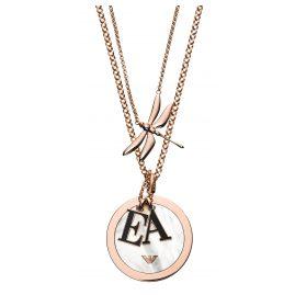 Emporio Armani EGS2623221 Damen-Halskette Libelle