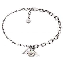 Emporio Armani EG3387040 Silber Damen-Armband