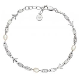 Emporio Armani EG3474040 Damen-Armband 925 Silber
