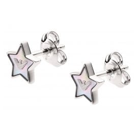 Emporio Armani EG3396040 Ladies' Stud Earrings Star