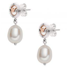 Emporio Armani EG3469040 Damen-Ohrringe Essential Silber