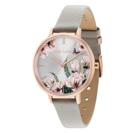 Julie Julsen JJW30RGL-8 Ladies' Watch Romance Rosé Grey