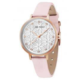 Julie Julsen JJW100RGL-2 Ladies' Wristwatch Flower of Life