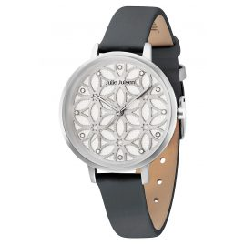 Julie Julsen JJW100SL-1 Ladies' Wristwatch Flower of Life