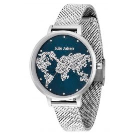 Julie Julsen JJW1202SME Damen-Armbanduhr World Ø 38 mm