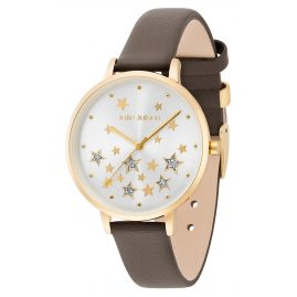 Julie Julsen JJW0926GL-11 Ladies' Watch Stars Ø 36 mm