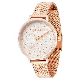 Julie Julsen JJW1066RGME Women's Watch Petals Ø 36 mm